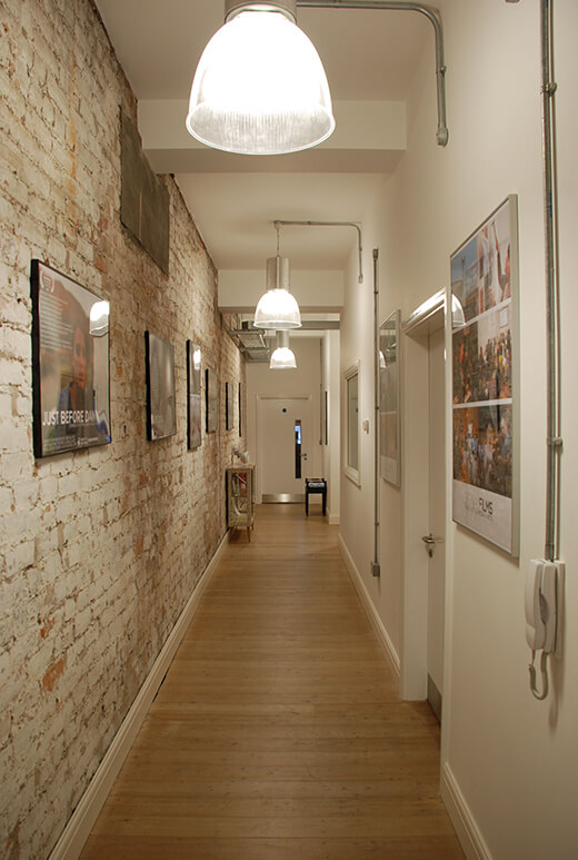 Technology gives John Coward Architects directors more time to focus on clients.