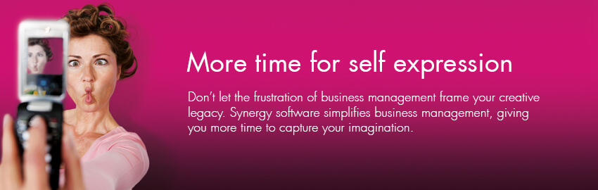 With Synergy project management software, architects and engineers get more time for self expression.