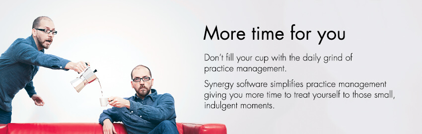 With Synergy project management software, architects and engineers get more time for themselves.