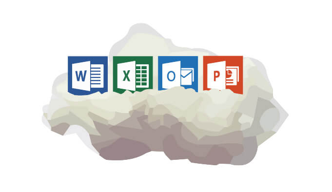 Microsoft Office embraces the future of cloud.