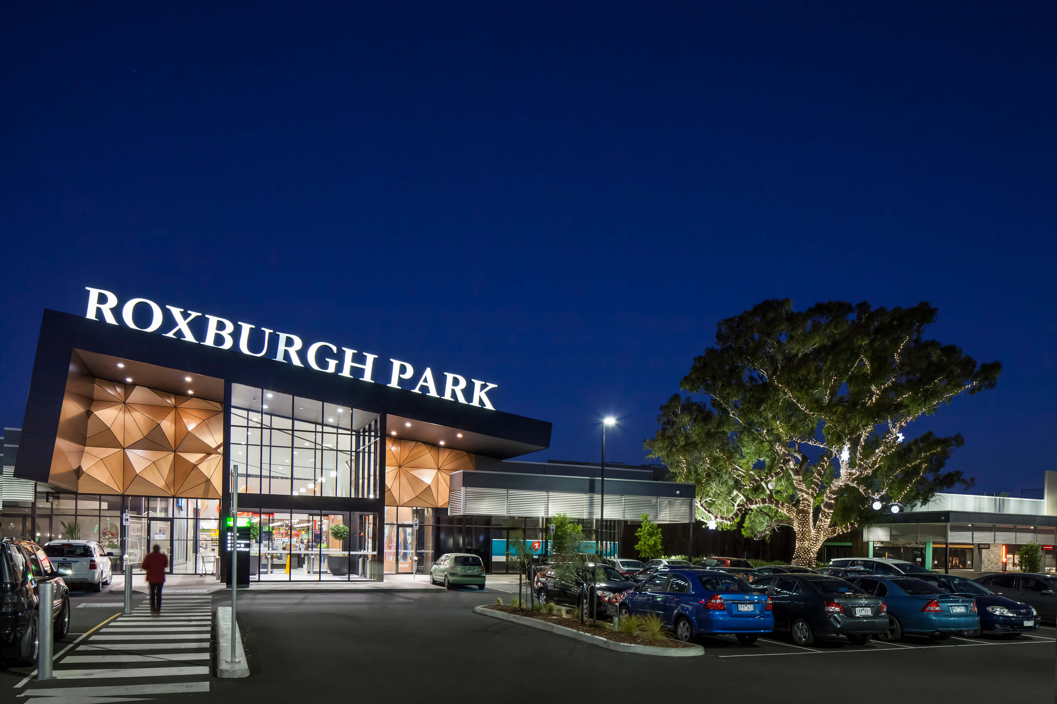 i2C Design and Management — Roxburgh Park Town Centre