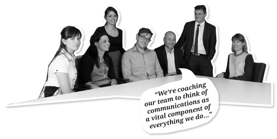 Communication is vital in the AEC industry.