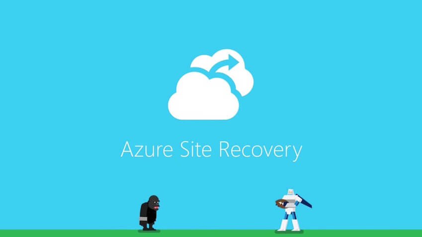 Microsoft Azure disaster recovery available to SMBs.
