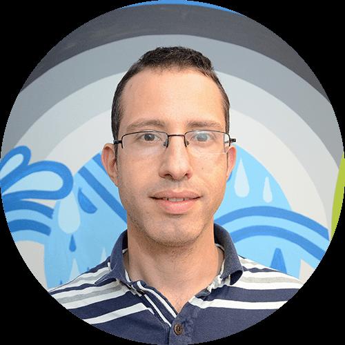 Amit Kubovsky — Group Development Manager.