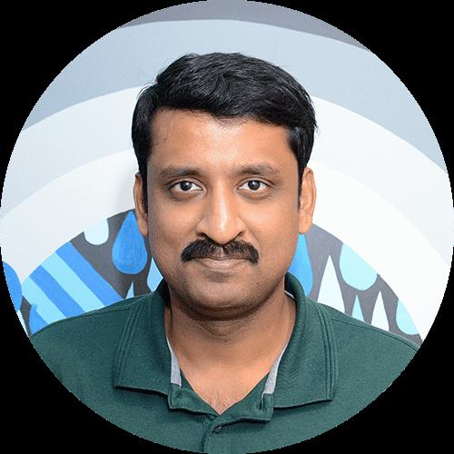 Francis Palayur — Full Stack Developer.