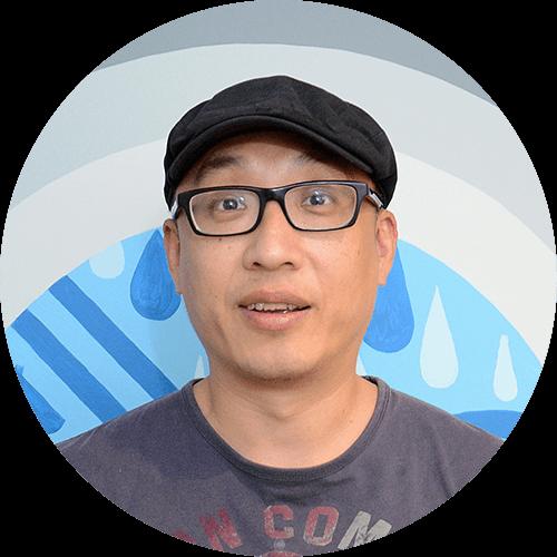 Gang Wang — Front End Developer.