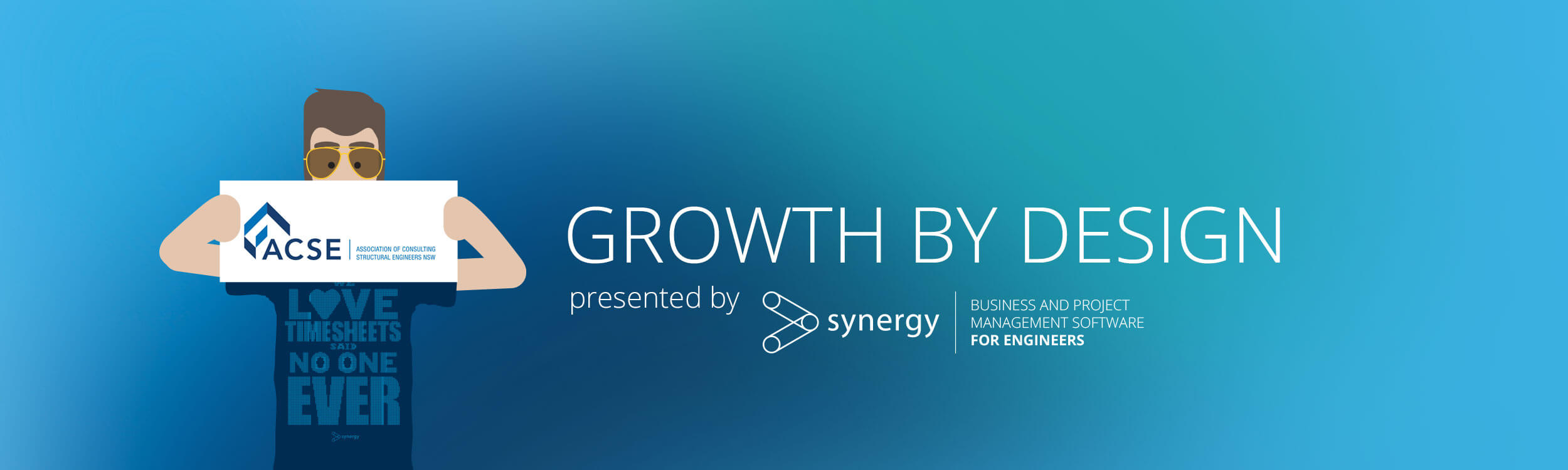 Total Synergy with ACSE - Growth by Design